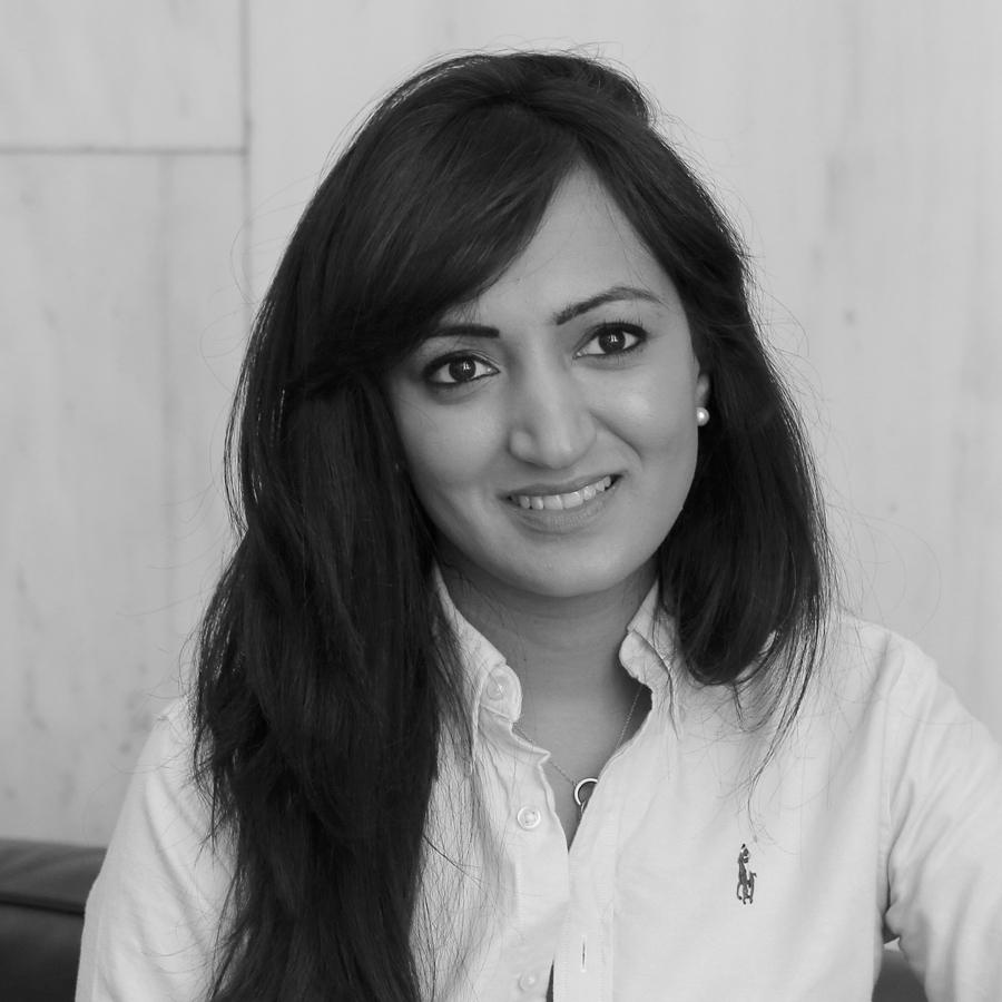 Marsden Group Sonia Patel Senior Consultant Middle East