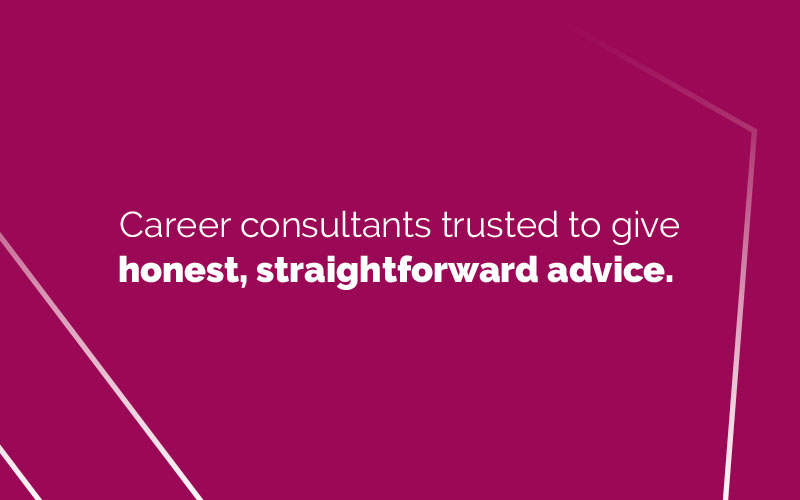 Marsden Group Career consultants trusted to give hones'straightforward advice