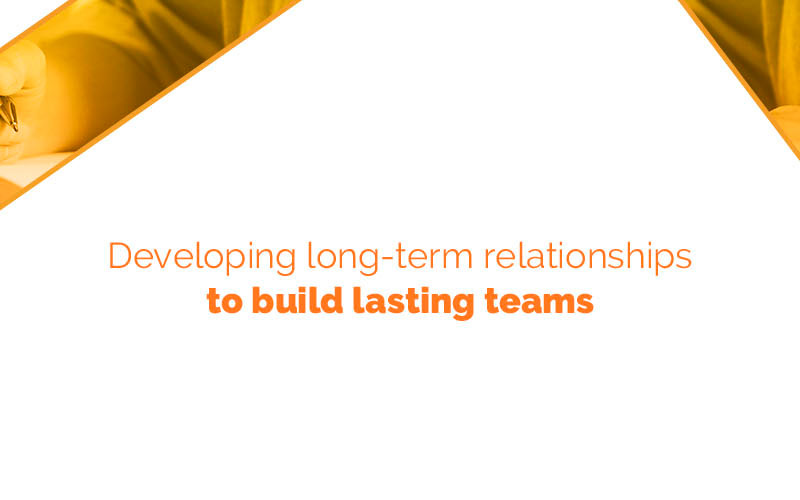 Marsden Group Developing Long Term Relationships to build lasting teams
